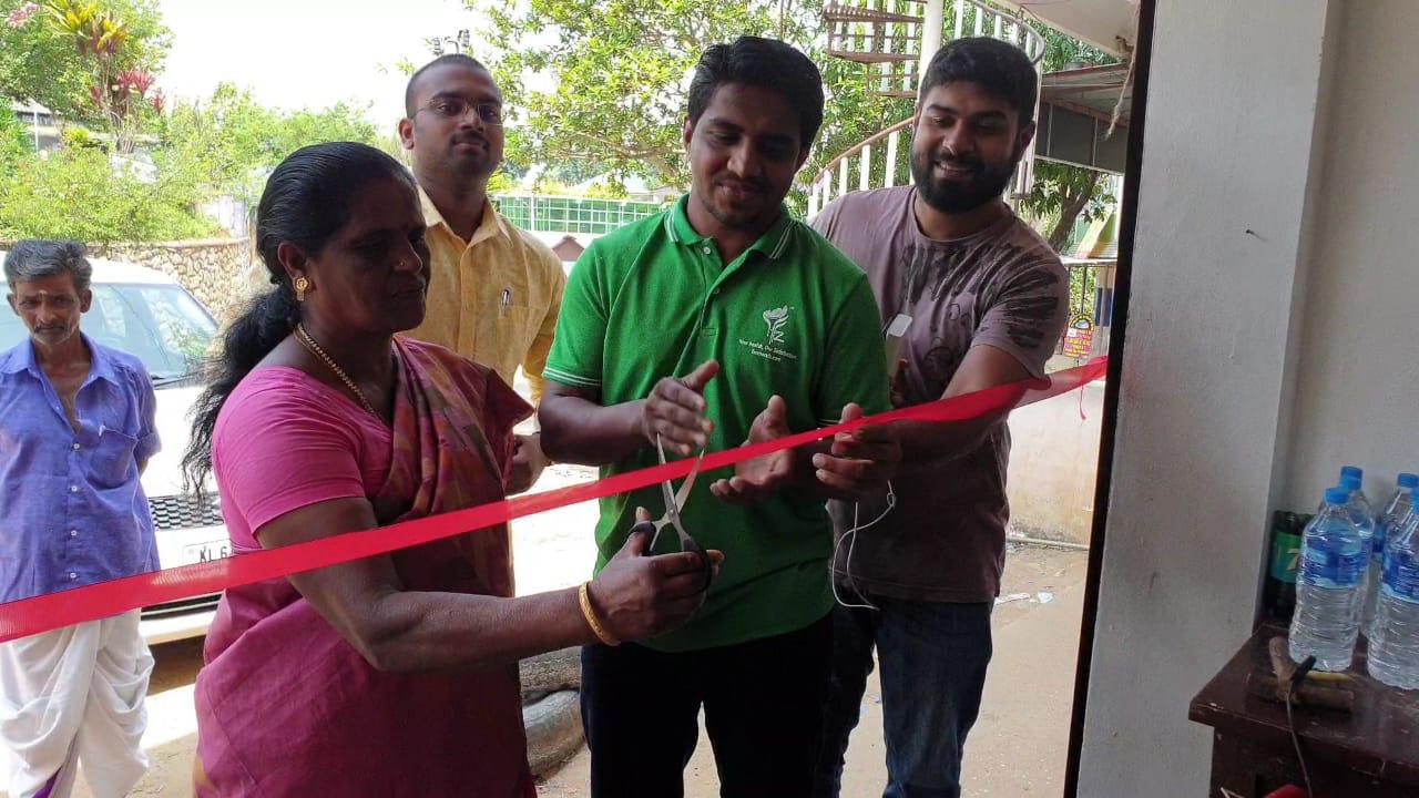 Our first official rural collection  centre inaugurated at Kanthallore
