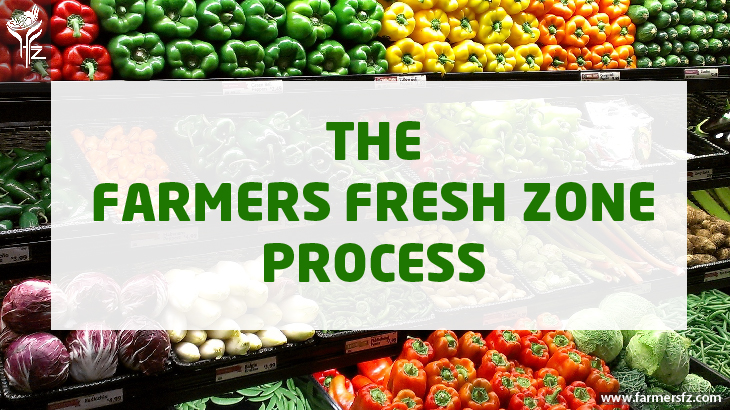 The Farmers Fresh Zone Process
