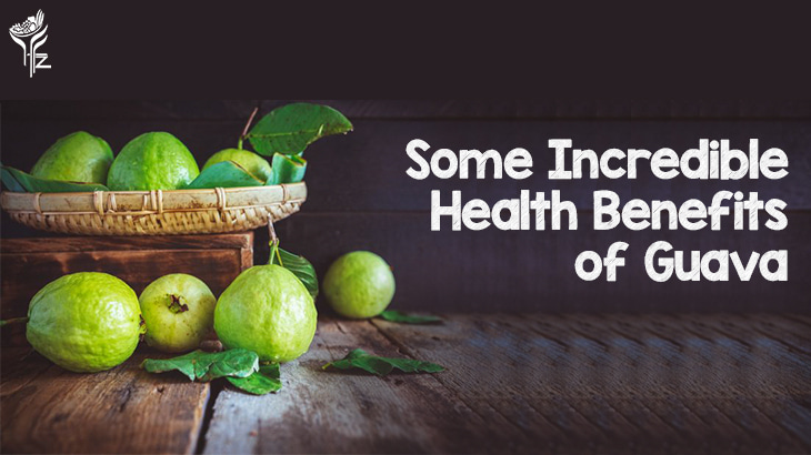 Some Incredible Health Benefits of Guava